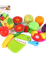 Pretend Play Toy Kitchen Sets Toy Foods Toys Vegetables Friut Simulation Kids Pieces