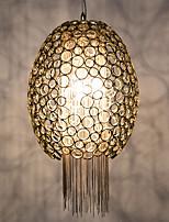 Contratto designer sala da pranzo lampada salotto atmosfera post-moderna art creativo ciondolo catena nappa lampade di rame e lanterne