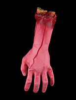 1PC Broken Blood Arm Hand Festival Decoration Halloween Haunted House Terror Prank April Fools'Day Halloween Things