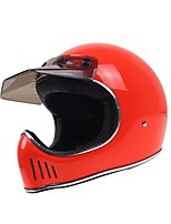 Full Face Fastness Durable Scratch-resistant Toughened Glass Motorcycle Helmets