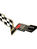 Automobil-Emblem für Chevrolet Cruze ma rui po Metall Standard Korvette f1 Auto Aufkleber