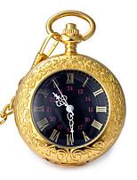 Per uomo Per donna Orologio da tasca Quarzo Lega Banda Vintage Oro