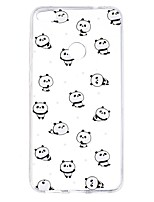 Case for Huawei Nova 2 Nova 2 Plus Transparent Pattern Back Cover Cartoon Panda Animal Soft TPU P10 Plus P10 Lite P10 P8 Lite 2017