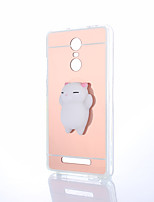 cheap -Case For Xiaomi Redmi 5 Plus Redmi 5 DIY Squishy Back Cover Animal Hard Acrylic for Xiaomi Redmi Note 4X Xiaomi Redmi Note 4 Xiaomi Redmi