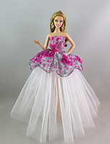 Princess For Barbie Doll For Girl's Doll Toy