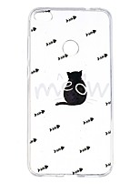 Case for Huawei Nova 2 Nova 2 Plus Transparent Pattern Back Cover Cartoon Cat Animal Soft TPU P10 Plus P10 Lite P10 P8 Lite 2017