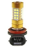 Sencart 1pcs H11 PGJ19-2 Flashing Bulb Led Car Turn Signal Light Backup Light Bulb Lamps(White/Red/Blue/Warm White) (DC/AC12-16V)