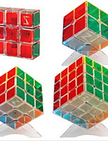 Rubik's Cube Smooth Speed Cube Stress Relievers Magic Cube Plastics Rectangular Square Gift