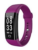 hhy nuovo braccialetti intelligenti della pressione sanguigna di f09hr della frequenza cardiaca braccialetti di sport chiamano promemoria impermeabile