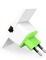 Vonets vrp300 - plus répéteur de l'amplificateur de signal wifi 2.4ghz 300mbps double ports LAN eu plug