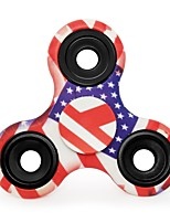 Fidget Spinner 5Pcs Random Color Hand Spinner Toys ABS EDC Office Desk Toys Relieves ADD ADHD Anxiety Autism Stress and Anxiety Relief