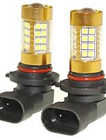 Sencart 2pcs 9006 p20d blinkt Glühbirne führte Auto Schwanz drehen Rückspiegel Glühbirne Lampen (weiß / rot / blau / warmes Weiß) (dc /