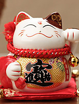 DIY Automotive Ornaments  Lucky Cat  Gift   Car Pendant & Ornaments Ceramics