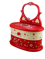 Music Box Toys Circular Plastics 1 Pieces Not Specified Birthday Gift