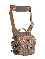 Bora BL-1505 Camera Bag Shoulder SLR Camera Bag 60D 700d 5d3 Oblique Outdoor Camouflage Professional
