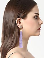Per donna Orecchini a goccia Orecchini Set Di tendenza Vintage stile della Boemia Personalizzato Resina Lega Gioielli PerAppuntamento