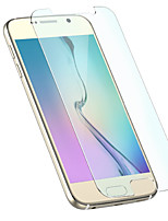 cheap -Screen Protector for Samsung Galaxy S6 Tempered Glass High Definition (HD) 9H Hardness 2.5D Curved edge Front
