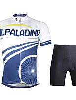 Paladin Sport Men  Cycling Jersey  Shorts Suit DT782