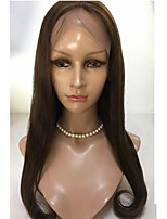 Very Fashionable Malaysian Synthetic  Hair  Wig Staright Lace Front Wig For Women