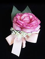 Fleurs de mariage Boutonnières Cérémonie de mariage Occasion spéciale 3.54