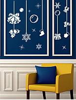 Noël Mots& Citations Vacances Stickers muraux Autocollants avion Autocollants muraux décoratifs Autocollants toilettes Matériel