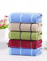 Wash Cloth,Checkered High Quality 100% Supima Cotton Towel