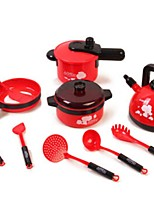 Pretend Play Toy Kitchen Sets Kids' Cooking Appliances Toys Simulation Kid Pieces