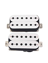 Professional 6 String Guitar Pickup Double Coil Pickup Electric Guitar Pickup Guitar Humbucker Bridge Neck Pickup Set