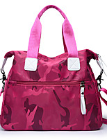 Women Bags All Seasons Oxford Cloth Tote for Event/Party Casual Formal Outdoor Office & Career Blue Black Purple Fuchsia