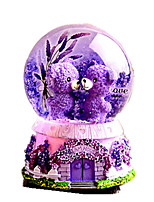 Balls Music Box Toys Round Toughened Glass 1 Pieces Not Specified Birthday Valentine's Day Gift