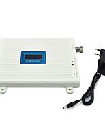 telefono cellulare 800mhz 850mhz amplificatore di segnale amplificatore di segnale cdma con display LCD di alimentazione / bianco