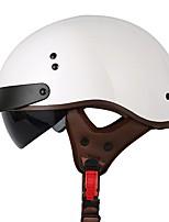 Half Helmet Relaxed Fit Fastness ABS Motorcycle Helmets