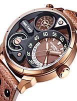 Per uomo Orologio sportivo Orologio alla moda Orologio da polso Creativo unico orologio Orologio casual Cinese Quarzo Calendario