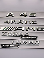 Car Emblem Automotive Side Mark Automotive Tail Mark Automobile Grille Mark  for  2014-2015 Mercedes-Benz