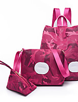 Women Bags All Seasons Oxford Cloth Bag Set for Event/Party Casual Formal Outdoor Office & Career Blue Black Purple Fuchsia