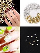 Mini 3D Nail Art Tip Stud Decor Cute Decoration Stickers DIY Accessories High Quality