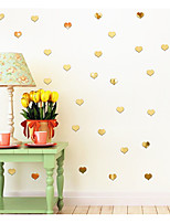 Love Sitting Room Bedroom Specular Adornment Wall Stick