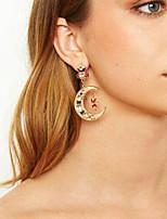 Dame Øreringe - blandede stile Bikini Mode luksus smykker Statement-smykker Mismatch Legering Smykker Sol Smykker Til Bryllup Fødselsdag