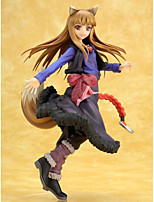 Figure Anime Azione Ispirato da Spice and Wolf Cosplay PVC CM Giocattoli di modello Bambola giocattolo