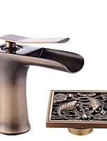 Conjunto Central Válvula Cerâmica Torneira pia do banheiro