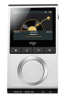 aigo HifiPlayer16GB 3.5mm Anschluß Micro SD-Karte 128GBdigital music playerTaste