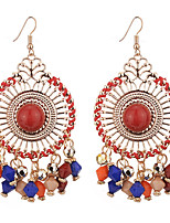 Drop Earrings Earrings Set Women's Geometric Fashion  Elegant Rhinestone 2Colors for Daily Business Party Movie Jewelry