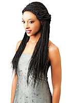 Ombre Senegalese Twist Crochet Braid Hair 3pieces 22inch Synthetic Two Tone Afro Pre-twist Braiding Xpression Braid Hair Extension 6-8pcs/head