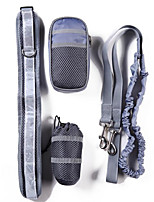 Cat Dog Carrier & Travel Backpack Pet Carrier Adjustable/Retractable Portable Double-Sided Breathable Foldable Soft Solid Ruby Gray Black