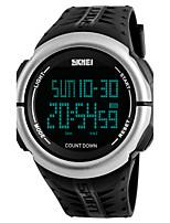 SKMEI Herrn Sportuhr Militäruhr Kleideruhr Modeuhr Armbanduhr Einzigartige kreative Uhr Armbanduhren für den Alltag Digitaluhr Japanisch