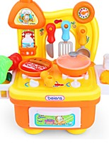Pretend Play Toy Kitchen Sets Toy Cars Toys Duck Friut Kids Boys Pieces