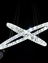 Moderne Kronleuchter LED-Beleuchtung Innen Mode Decke Anhänger Lichter Kronleuchter dimmbare Leuchten mit Fernbedienung