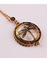 Women's Pendant Necklaces Alloy Animal Design Metallic Jewelry For Wedding Party Birthday Graduation Gift Daily