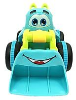 Spielzeugautos zum Aufziehen Spielzeugautos Baustellenfahrzeuge Spielzeuge Gabelstapler Unisex 1 Stücke