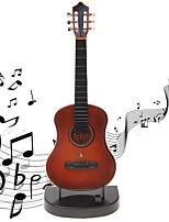 Недорогие -музыкальная шкатулка Мини-гитара Гитара Звук Девочки Подарок